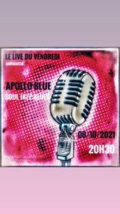 Guest : Apollo Blue
